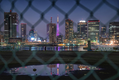 Tokyo (Harumi Pier) - Dreams can be so close and so far at the same time !