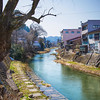 Takayama (Takayama) - River and houses
