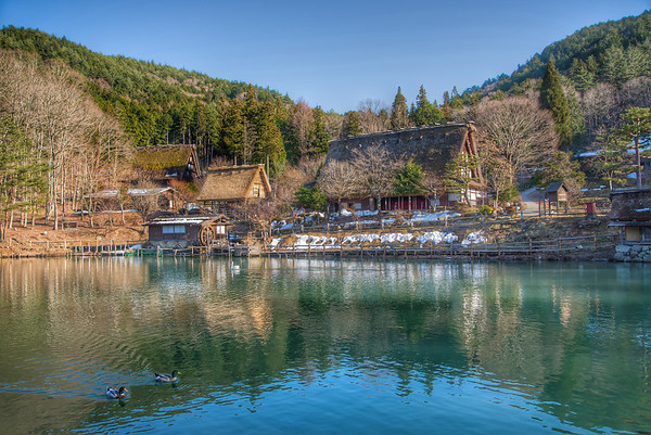 Takayama (Hida Folk Village) - A peaceful place !